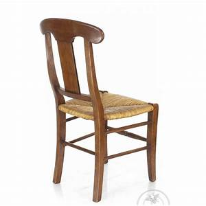 Chaise En Solde : chaise ancienne bois et paille vase de fleurs saulaie ~ Teatrodelosmanantiales.com Idées de Décoration