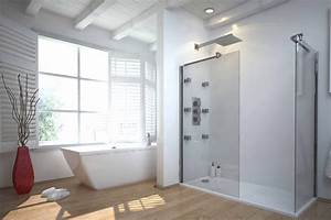 Salle De Bain Douche Baignoire : salle de bain comment choisir la bonne baignoire la bonne douche et le bon si ge ~ Melissatoandfro.com Idées de Décoration