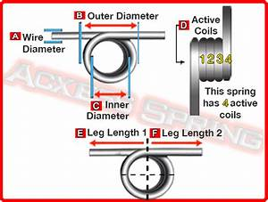 Coil Spring Dimensions