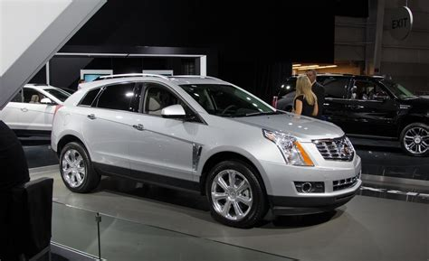 Cadillac Srx 30 2014  Auto Images And Specification