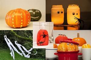 Ideen Für Halloween : halloween deko selber machen ~ Frokenaadalensverden.com Haus und Dekorationen