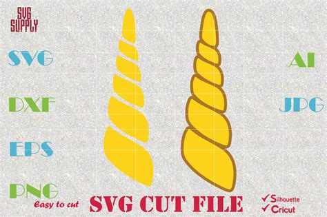 How to convert a svg file. Cameo Silhouette Svg Free Unicorn Horn Svg