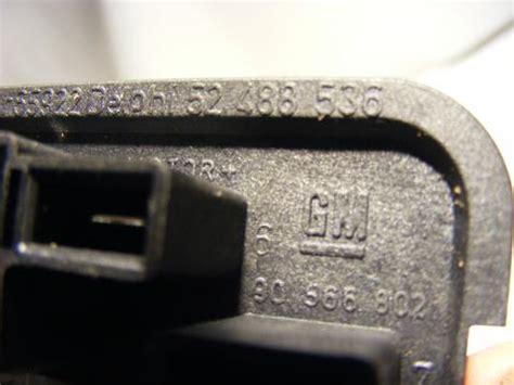 saab 9 5 fan speed controller epartsland saab 9 3 heater blower regulator resistor