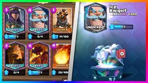 clash royal legendary clash royale new card update ideas