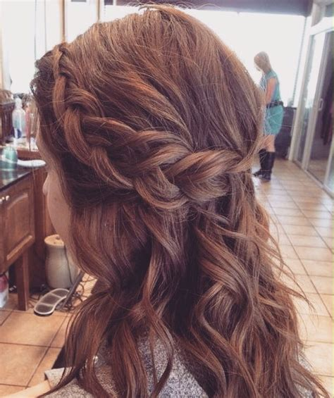 shoulder length layered hairstyles chic cheveux