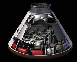Tomorrow's Astronauts Will Fly Economy Class to the Moon ...