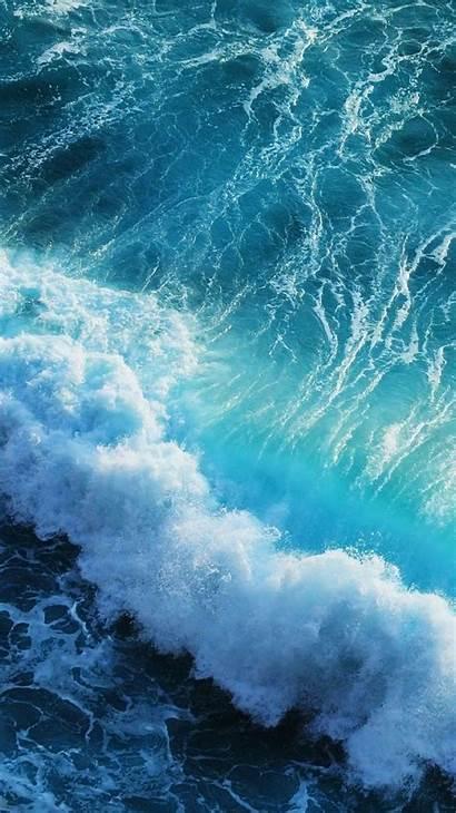 Iphone Backgrounds Ocean Wallpapers 6s Designbolts Nature