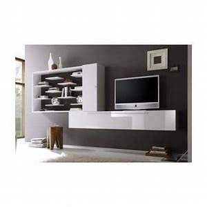 meuble tv hifi design meuble tele bois trendsetter With deco cuisine pour meuble hifi
