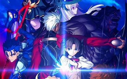 Fate Stay Night Rin Archer Tohsaka Rider