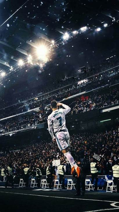 Ronaldo Cristiano Celebration Football Goal Iphone Wallpapers