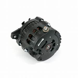Gm Cs130 Style 160 Amp All Black Alternator