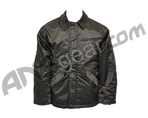 Alpha Industries Deck Jacket Grey
