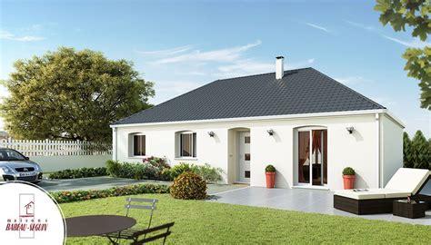 plan maison plain pied 4 chambres garage aubetiere modèle maison plain pied