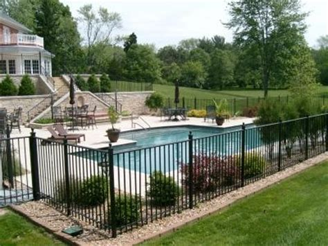 pool fence landscaping ideas 24 best images about pool landscape on pinterest pool fence landscapes and pools