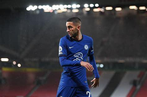 Chelsea's Hakim Ziyech heaps praise on Real Madrid's Eden ...