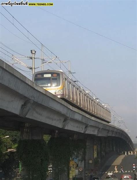 รถไฟฟ้าของ ประเทศ ฟิลิปปินส์ สวยเหมือนBTS บ้านเรารึไม่มาดูกัน!
