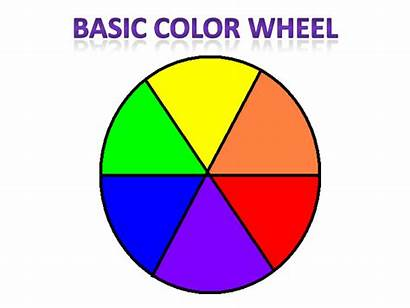 Wheel Basic Colors Printable Mix Clip Mixing