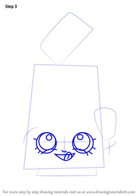 learn   draw dollops  shopkins shopkins step