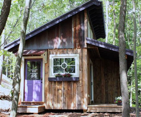 cabins in maryland hobbitat spaces tiny house