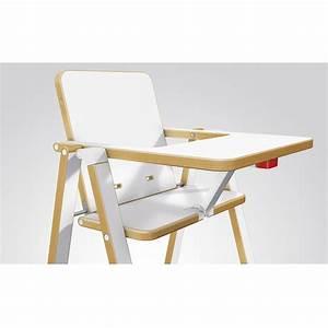 Chaise Haute Bébé Design : chaise haute supaflat blanc supaflat design b b ~ Teatrodelosmanantiales.com Idées de Décoration