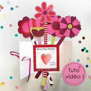 Cadeau Fete Meres : cadeau fete des meres bricolage it32 humatraffin ~ Teatrodelosmanantiales.com Idées de Décoration