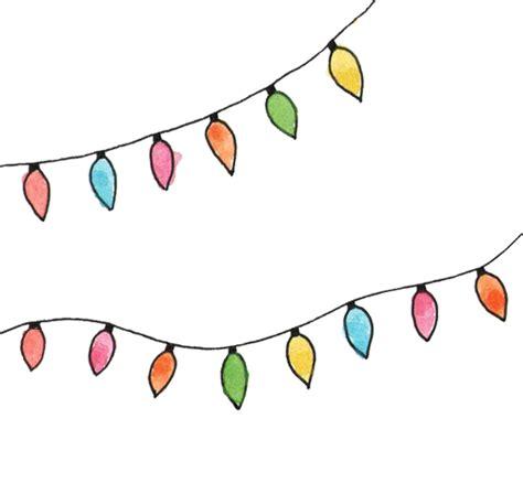 christmas lights holidays christmas lights transparent