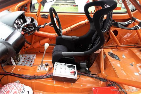 Peugeot 206 Race Car Interior