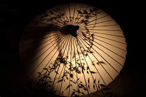 番傘の和風画像