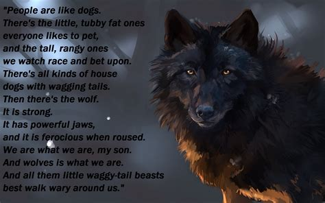 Black Wolf Quotes Wallpaper wolf desktop backgrounds 69 images