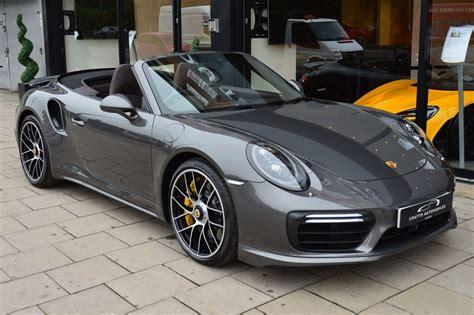 100 Porsche Agate Grey Porsche Carrera 4s Stinger