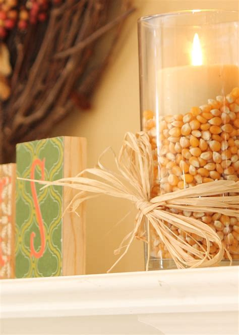 Candle Corn Wrap by 10 Brilliant Ways To Decorate For Fall That Won T