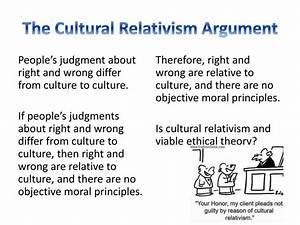 PPT - Ethical S... Cultural Relativism