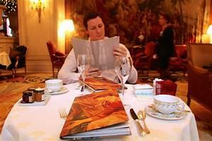 High Tea at the George V Four Seasons in Paris - The Globe ...