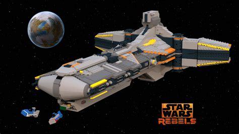 siege millenium lego ideas home wars rebels