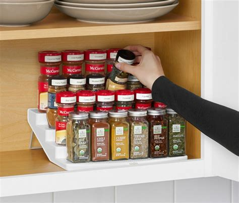 Cheap Spice Racks by 15 Genius Ways To Organize Spices And Save Cabinet Space