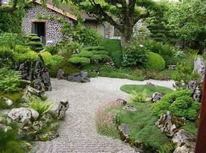 Plante Pour Jardin Japonais : les 5 secrets d 39 un jardin japonais elle d coration ~ Dode.kayakingforconservation.com Idées de Décoration