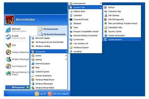 baixar de restauração de fabrica do windows xp