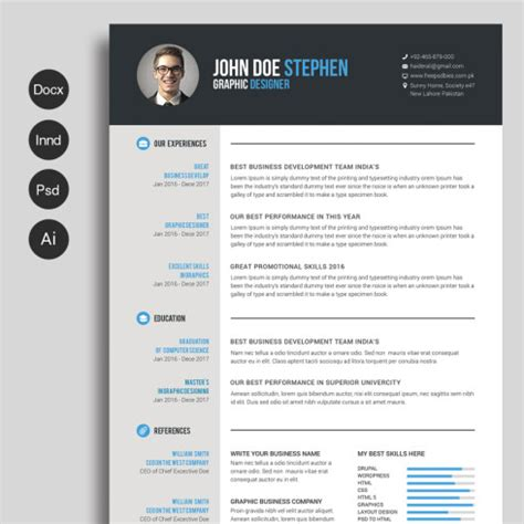 Great Cv Templates Free by 40 Free Printable Cv Templates In 2017 To Get A
