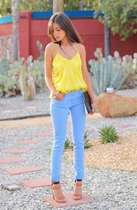 Cuffed Slim Jeans Outfit Ideas 2018 | FashionTasty.com