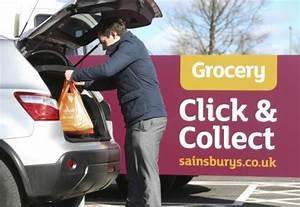 Click Collect : sainsbury 39 s launches click collect service ~ One.caynefoto.club Haus und Dekorationen