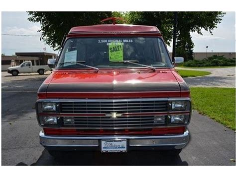 Chevrolet Conversion For Sale by 1984 Chevrolet Conversion For Sale Classiccars