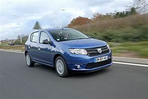 Prix D Une Dacia : dacia sandero elle passe l 39 euro 6 sans augmenter ses prix l 39 argus ~ Gottalentnigeria.com Avis de Voitures