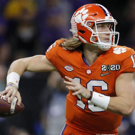 Amway College Football Poll 2020: Week 4 Rankings Unveiled ...