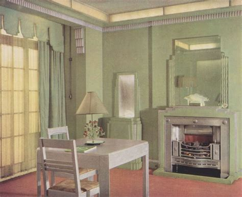 1930 Homes Interior by 1930s Interior Design Matthew S Island Of Misfit Toys