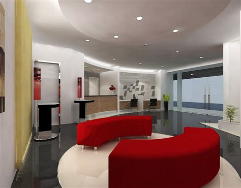 Amazing Contemporary Interior Design Adorned With Pretty