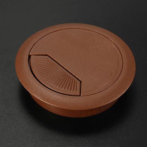 cache bureau 60mm cache table bureau câble trou surface cover fil pour