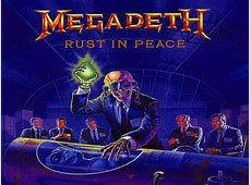 Megadeth Rust In Peace Wallpaper