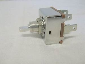 Rotary Air Conditioning Switch 3 Speed Blower Switch