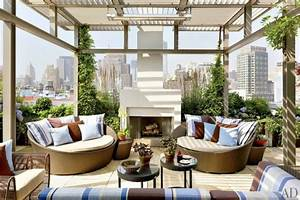 roof terrace design ideas examples and important aspects With katzennetz balkon mit green garden apart hotel
