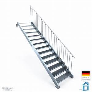 Außentreppe Sanieren Kosten : au entreppe 14 stufen f r h hen bis 330 cm 100 cm breite ~ Lizthompson.info Haus und Dekorationen